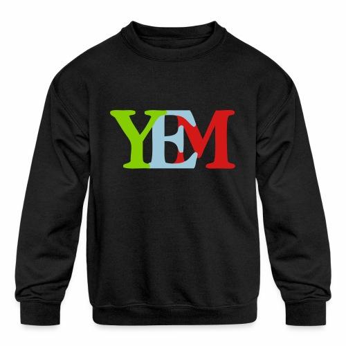 YEMpolo - Kids' Crewneck Sweatshirt