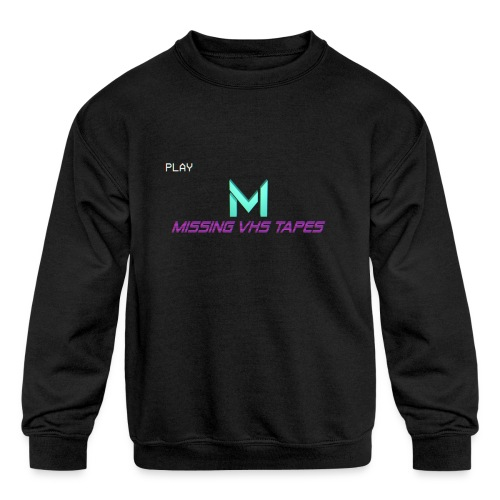 MVT updated - Kids' Crewneck Sweatshirt