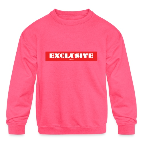 exclusive - Kids' Crewneck Sweatshirt