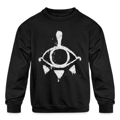 Yiga Scum (color choices) - Kids' Crewneck Sweatshirt