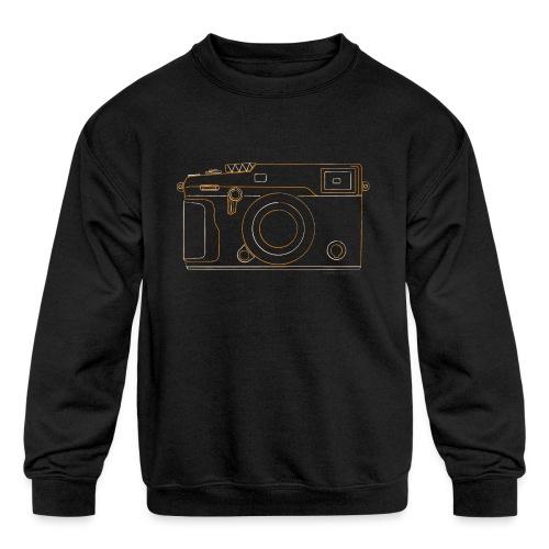 GAS - Fuji X-Pro2 - Kids' Crewneck Sweatshirt