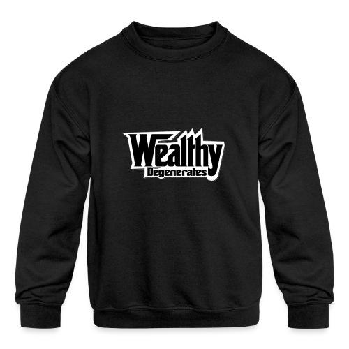 DENALI VANDAL TEE - Kids' Crewneck Sweatshirt