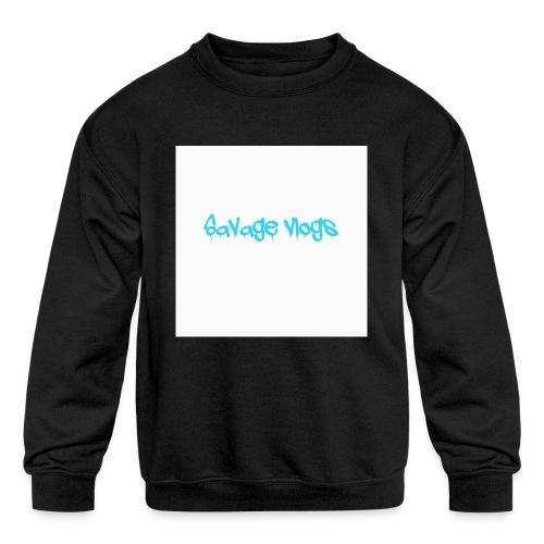 BBE7B1B4 6044 42AF A152 48208328D2C8 - Kids' Crewneck Sweatshirt