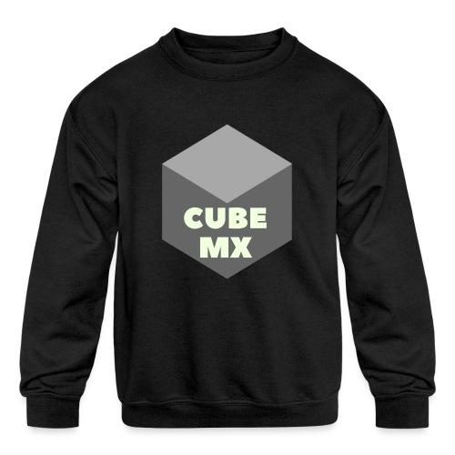 CubeMX - Kids' Crewneck Sweatshirt