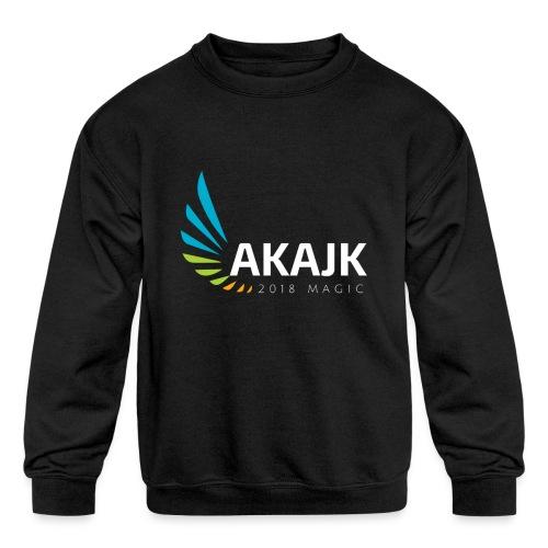 2018 Magic - Kids' Crewneck Sweatshirt