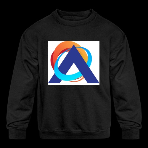 Afterlife Research Agency - Kids' Crewneck Sweatshirt