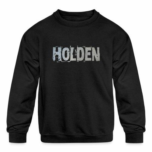 Holden - Kids' Crewneck Sweatshirt