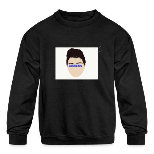 Fernando merch - Kids' Crewneck Sweatshirt