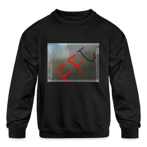 IMG 20180109 151422 953 - Kids' Crewneck Sweatshirt