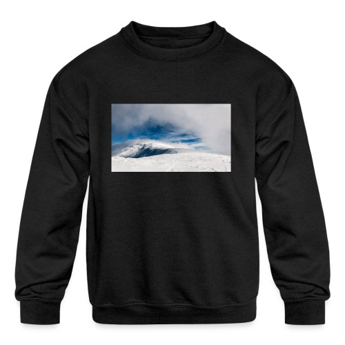 Wasteland - Kids' Crewneck Sweatshirt