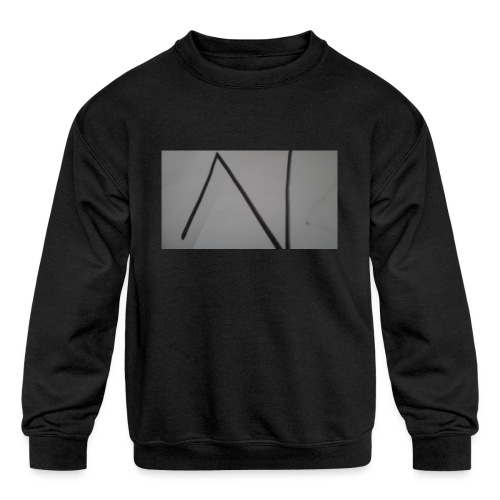 The n team - Kids' Crewneck Sweatshirt