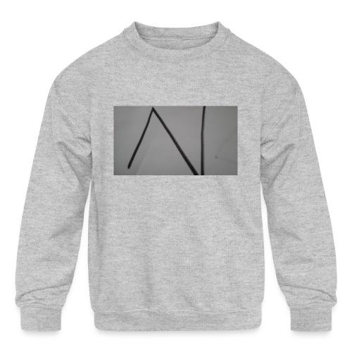 The n team - Kids' Crewneck Sweatshirt