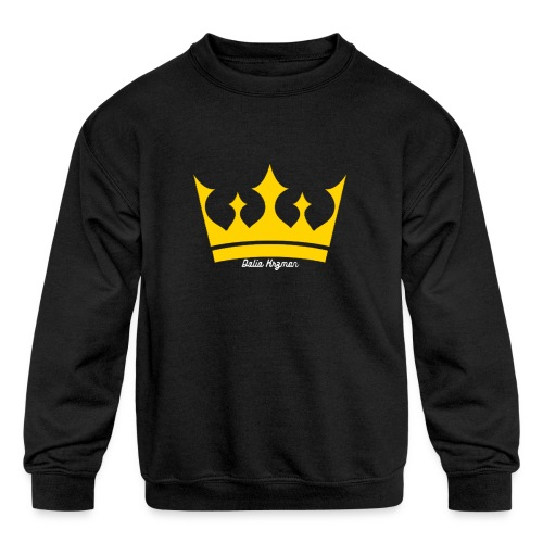 Crownister - Kids' Crewneck Sweatshirt