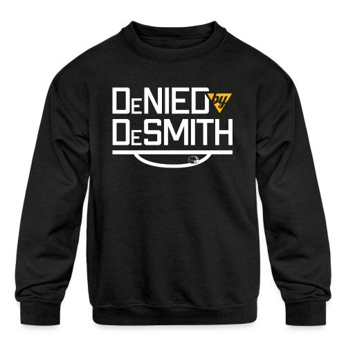 DeNIED - Kids' Crewneck Sweatshirt