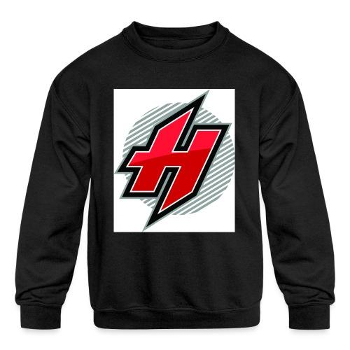 Home Town Squad - Kids' Crewneck Sweatshirt