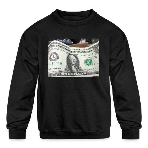 Kian - Kids' Crewneck Sweatshirt