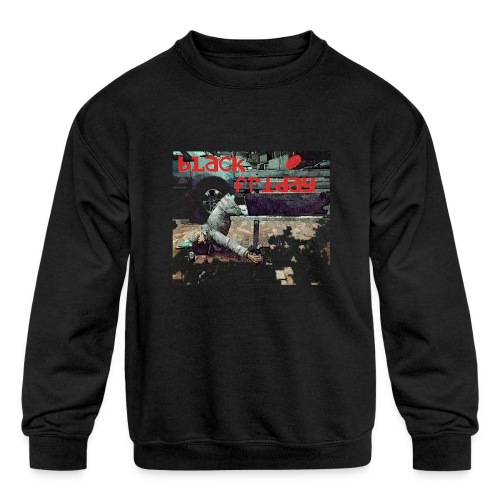 black friday - Kids' Crewneck Sweatshirt