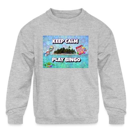 SELL1 - Kids' Crewneck Sweatshirt