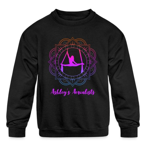 Ashley's Aerialist T-Shirt - Kids' Crewneck Sweatshirt