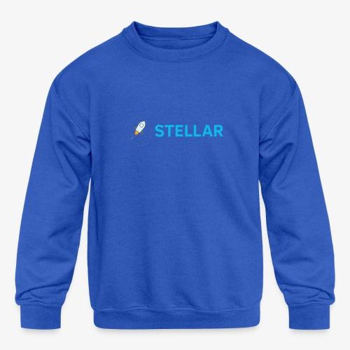 Stellar - Kids' Crewneck Sweatshirt