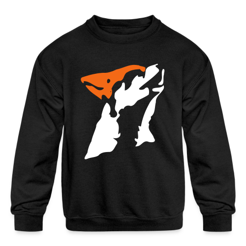 STARFOX Vector - Kid's Crewneck Sweatshirt