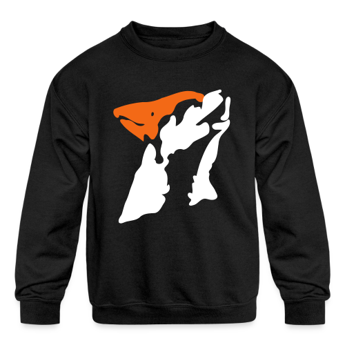 STARFOX Vector 2 - Kid's Crewneck Sweatshirt