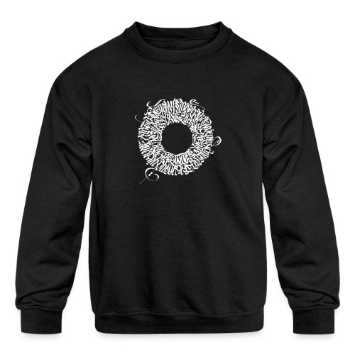 Robert Saint I. - Kids' Crewneck Sweatshirt