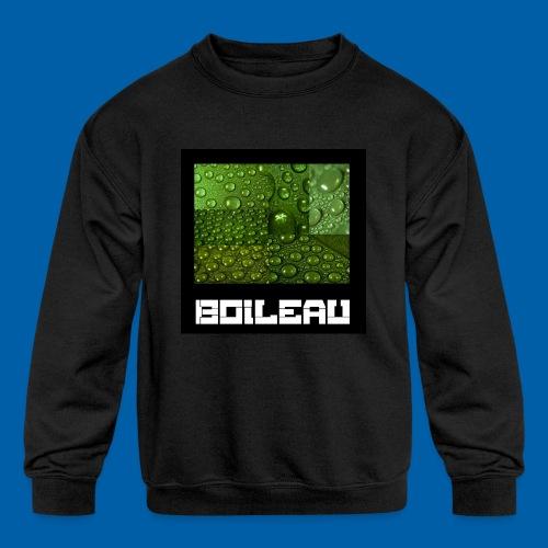 8 - Kids' Crewneck Sweatshirt
