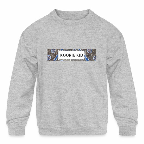 KOORIE KID - Kids' Crewneck Sweatshirt
