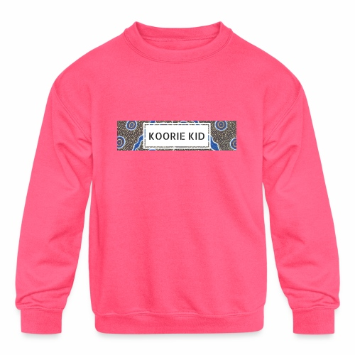 KOORIE KID - Kids' Crewneck Sweatshirt