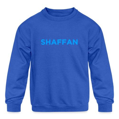 Shaffan - Kids' Crewneck Sweatshirt