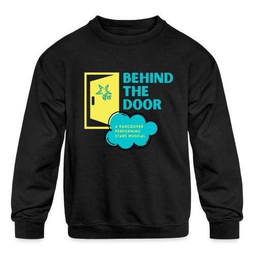 DreamsLogo - Kids' Crewneck Sweatshirt