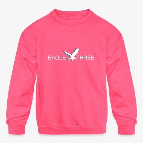 EAGLE THREE APPAREL - Kids' Crewneck Sweatshirt