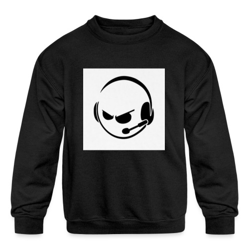 photo - Kids' Crewneck Sweatshirt