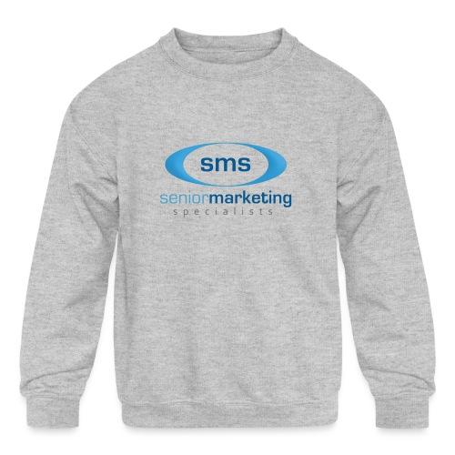 Senior Marketing Specialists - Kids' Crewneck Sweatshirt
