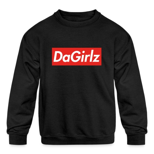 DaGirlz - Kids' Crewneck Sweatshirt