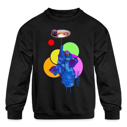 smARTkids - Mumbo Jumbo - Kids' Crewneck Sweatshirt