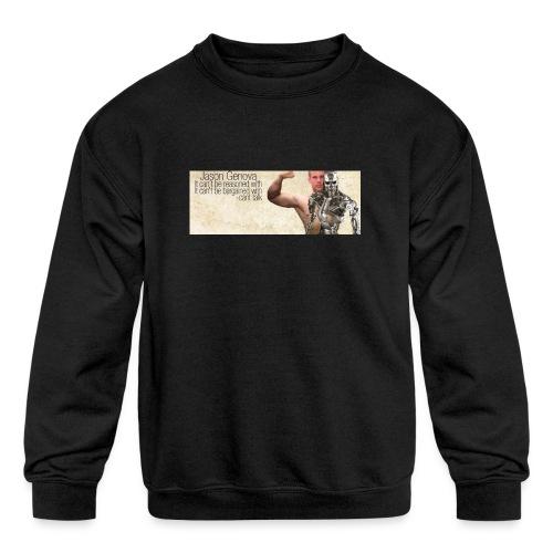IMG_0418 - Kids' Crewneck Sweatshirt