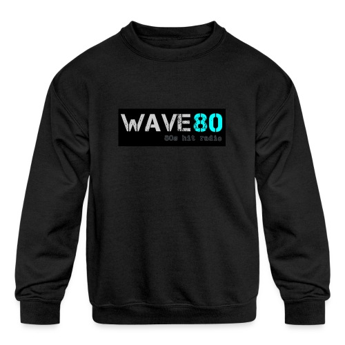 Main Logo - Kids' Crewneck Sweatshirt