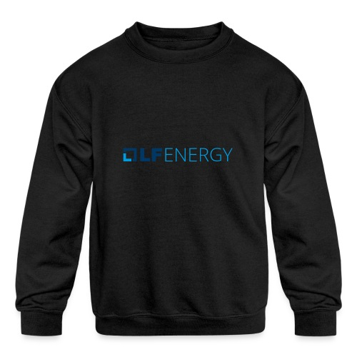 LF Energy Color - Kids' Crewneck Sweatshirt