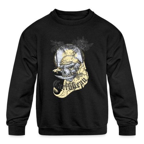 Carribean - Kids' Crewneck Sweatshirt