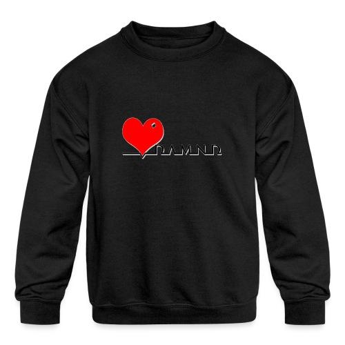 Damnd - Kids' Crewneck Sweatshirt