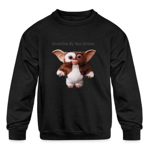 Gizmo - Kids' Crewneck Sweatshirt