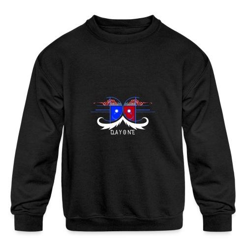 d19 - Kids' Crewneck Sweatshirt