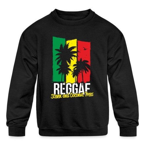 reggae - Kids' Crewneck Sweatshirt