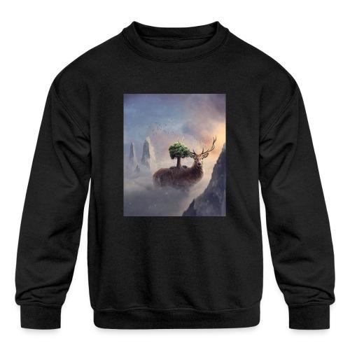 animal - Kids' Crewneck Sweatshirt