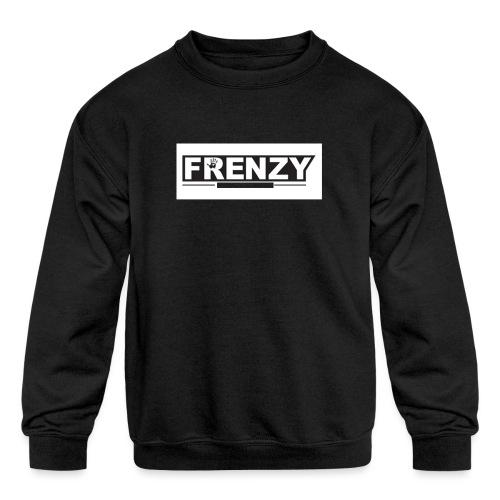 Frenzy - Kids' Crewneck Sweatshirt