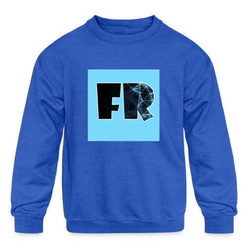 Fanthedog Robloxian - Kids' Crewneck Sweatshirt