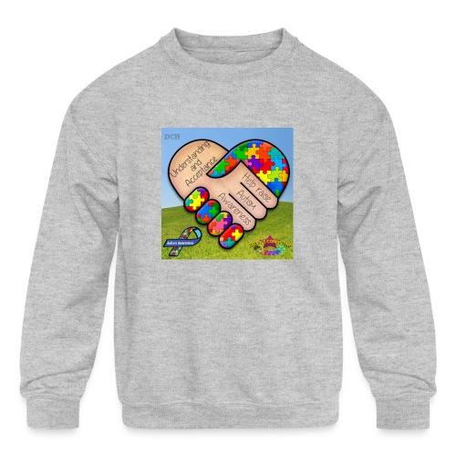 autpro1 - Kids' Crewneck Sweatshirt