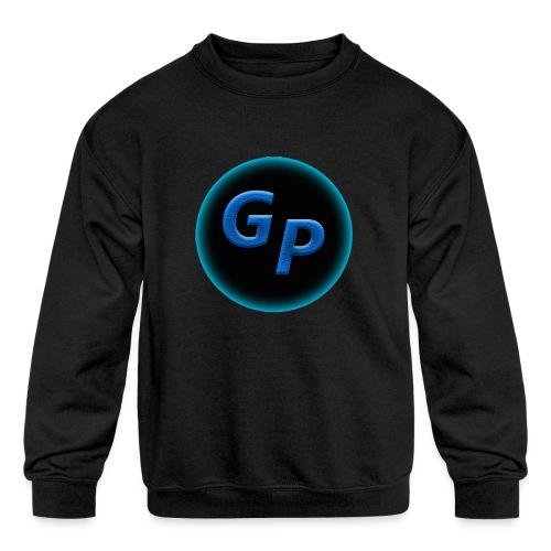 Large Logo Without Panther - Kids' Crewneck Sweatshirt